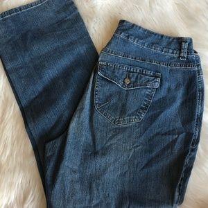 Women's Straight Leg Denim 18W